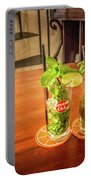Havana Club Mojitos Portable Battery Charger