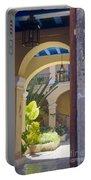 Havana Courtyard Portable Battery Charger