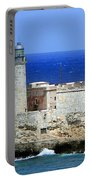 Havana Harbor Lighthouse Portable Battery Charger