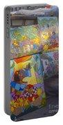 Havana Market Artwork Portable Battery Charger