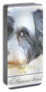 Havanese Dog Portable Battery Charger