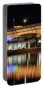 Havasu At Night Portable Battery Charger