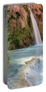 Havasu Falls Travertine Ledge Portable Battery Charger