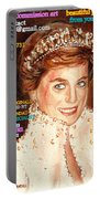 Have Your Portrait Painted Contact Carole Spandau 30 Years Experience Portable Battery Charger