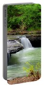 Haw Creek Falls Portable Battery Charger
