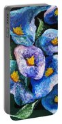 Hawaii Flowers Portable Battery Charger
