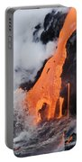 Hawaii Lava Portable Battery Charger