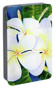 Hawaii Tropical Plumeria Flower  #208 Portable Battery Charger
