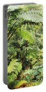 Hawaii Tropical Rainfores Portable Battery Charger