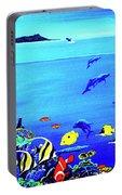 Hawaiian Reef Fish Nimo #193 Portable Battery Charger