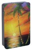 Hawaiian Sunset  #329 Portable Battery Charger