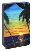 Hawaiian Sunset #340 Portable Battery Charger
