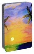 Hawaiian Sunset #36 Portable Battery Charger