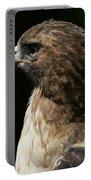 Hawk Portrait Portable Battery Charger