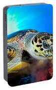 Hawksbill Turtle Portable Battery Charger