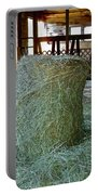 Hay Is For Horses Portable Battery Charger