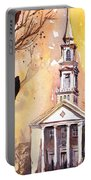 Hayes Barton Church Raleigh Nc Portable Battery Charger