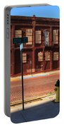 Hays, Kansas - 12th Street Portable Battery Charger