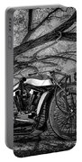 Hd Cafe Racer  Portable Battery Charger