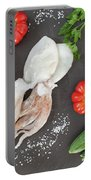 Healthy Diet Food Portable Battery Charger