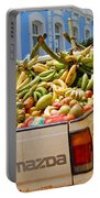 Healthy Fast Food Portable Battery Charger