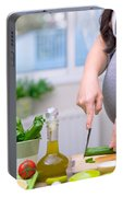 Healthy Nutrition For Pregnant Woman Portable Battery Charger