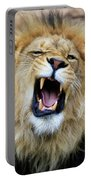 Hear Me Roar Portable Battery Charger