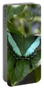 Heart Leaf Butterfly Portable Battery Charger