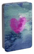 Heart Waves Portable Battery Charger