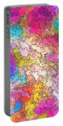 Heat Map Portable Battery Charger