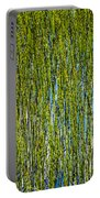 Heather Lake Grass Portable Battery Charger