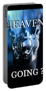 Heaven T Poster #1 Portable Battery Charger