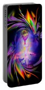 Heavenly Apparition Portable Battery Charger