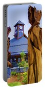 Heavenly Carvings Portable Battery Charger