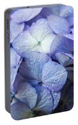 Heavenly Hydrangeas Portable Battery Charger