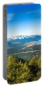 Heavenly South Lake Tahoe View 1 - Left Panel Portable Battery Charger