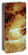 Heavenly Throne Portable Battery Charger