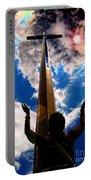 Heavens Prayers Portable Battery Charger