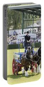 Heavy Horses Competition Portable Battery Charger