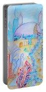 Hebrew Prayer- Nishmat Kol Chai Portable Battery Charger