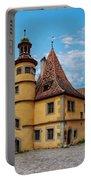 Hegereiterhaus Rothenburg Ob Der Tauber Portable Battery Charger
