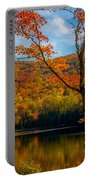 Heights Of Autumn Portable Battery Charger