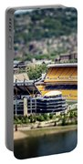Heinz Field Pittsburgh Steelers Portable Battery Charger