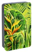 Heliconia 8 Portable Battery Charger