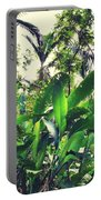 Heliconia Cluster Portable Battery Charger