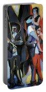 Helion: Paris Riots, 1968 Portable Battery Charger