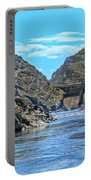 Hells Canyon Dam  Portable Battery Charger