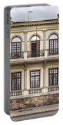 Helsingborg Old Building Facade Portable Battery Charger