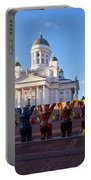 Helsinki Cathedral Portable Battery Charger