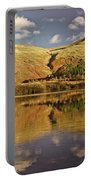 Helvellyn Mountain Reflections Portable Battery Charger